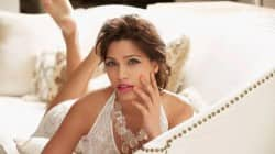 Freida Pinto wears refreshing white for a French magazine shoot