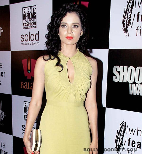 Why is Kangna Ranaut throwing tantrums again?