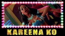 Enemmy item song Katrina ko Kareena ko altered to Miss India, Miss World