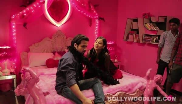 Ghanchakkar song Lazy lad making: Vidya Balan gets dirtier than The Dirty Picture!