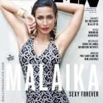 Malaika Arora Khan looks smokin' hot on the cover of Man's World!