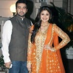 Shilpa Shetty and Raj Kundra off to London!