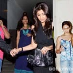 Akshay Kumar-Twinkle Khanna, Shilpa Shetty-Raj Kundra, Esha Deol-Bharat Takhtani spend quality time together