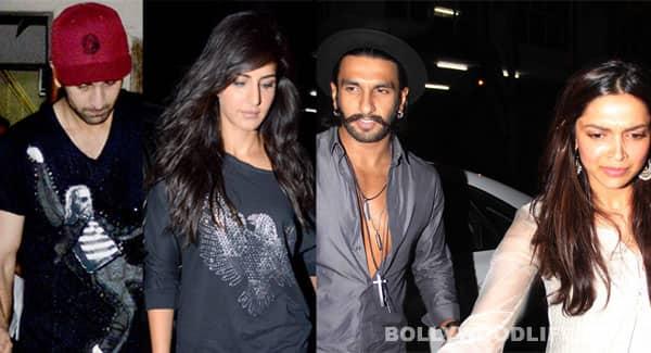 Arjun Kapoor birthday bash: Ranbir Kapoor, Katrina Kaif, Deepika Padukone, Ranveer Singh attend – View pics!