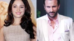 Tamannaah paired opposite Saif Ali Khan in Sajid Khan's next