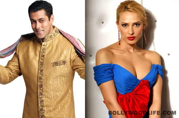 Salman Khan's alleged girlfriend Iulia Vantur staying with his parents!