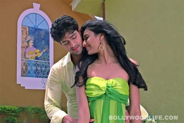 Luv U Soniyo song Tumsa nahi hai koi: A run-of-the-mill romantic number!
