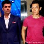 Aamir Khan and Karan Johar to team up for a film?