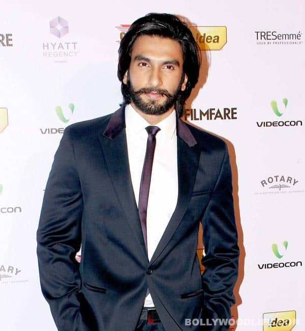 Ranveer Singh wants more than to be a sex object!