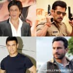 Should Salman Khan, Aamir Khan, Saif Ali Khan confess to being 40-plus, like Shahrukh Khan does?