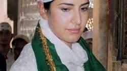 Katrina Kaif at Fatehpur Sikri dargah