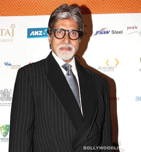 Amitabh Bachchan felicitates youngest Mount Everest climbers