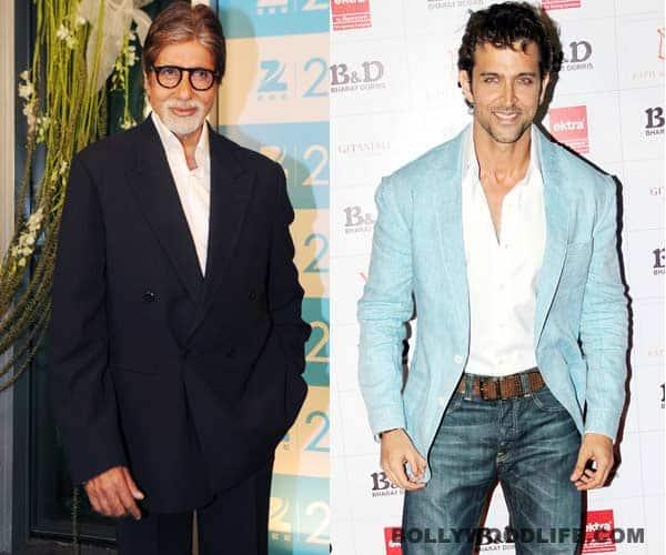 Hrithik Roshan versus 15 Bollywood stars!