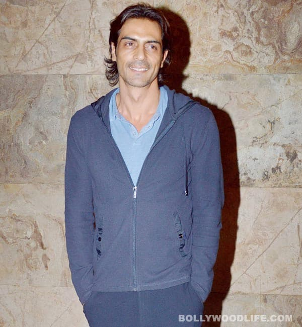Why is Arjun Rampal aping Farhan Akhtar?