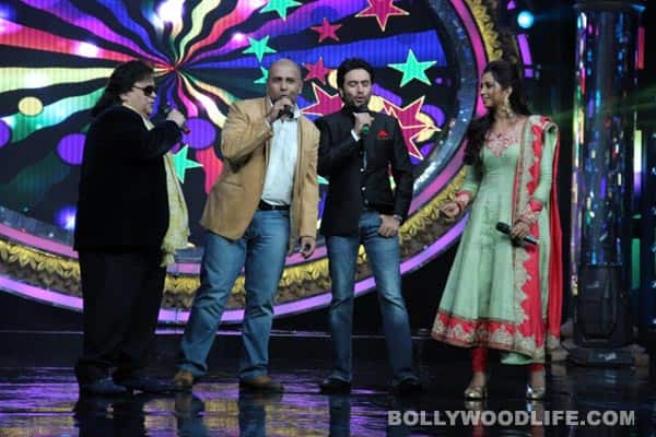 Indian Idol Junior: Bappi Lahiri sets the mood!