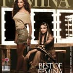 Deepika Padukone on Femina cover: The babe keeps it traditional and quirky!