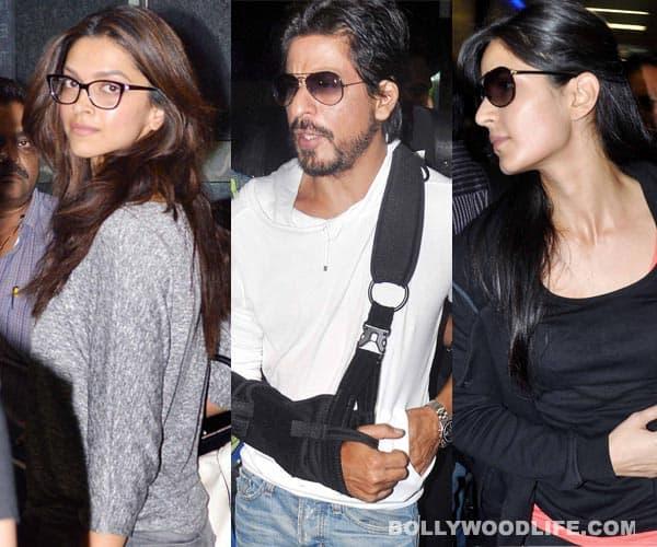 IIFA 2013: Shahrukh Khan, Deepika Padukone, Katrina Kaif head toMacau