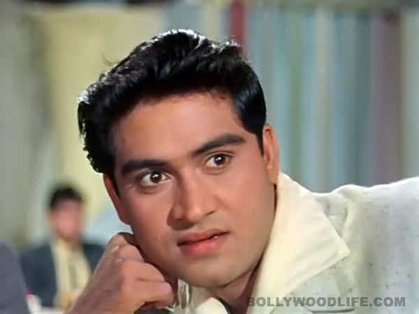 Joy Mukherjee in Love in Bombay