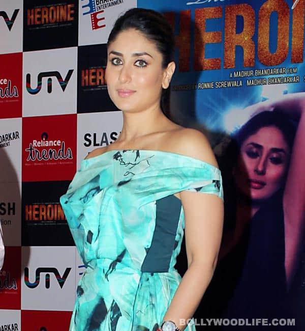 Kareena Kapoor's déjà vumoment!