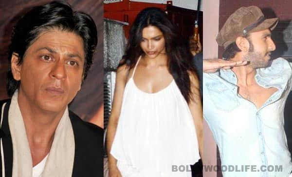 Shahrukh Khan, Deepika Padukone, Ranveer Singh – irritated with Mumbai during the monsoon?