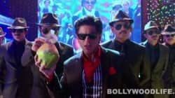 Shahrukh Khan in lungi song