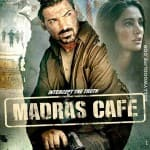 Madras Café first look: John Abraham and Nargis Fakhri get together for this political thriller!