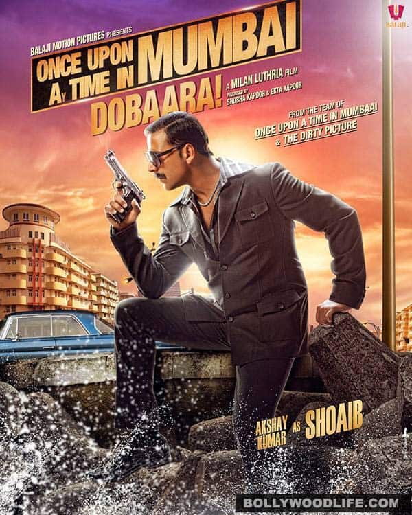 Once Upon A Time In Mumbai Dobaara music review: No recall value!