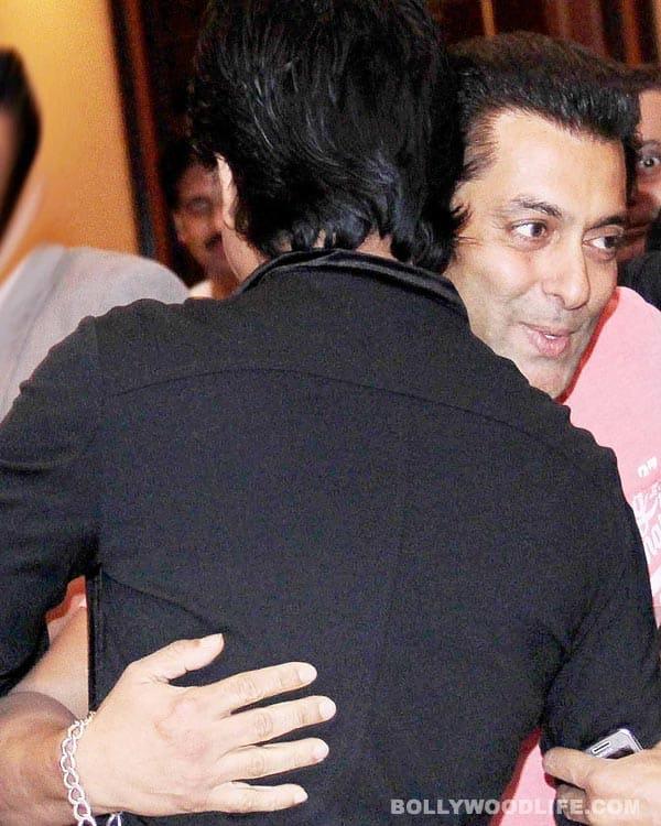 Is the Salman Khan – Shahrukh Khan war really over?
