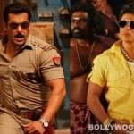 Is Shahrukh Khan better than Salman Khan as action hero?