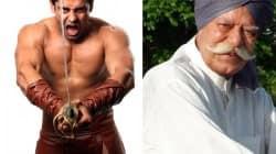Sangram Singh and Dara Singh