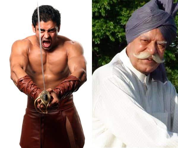 Sangram Singh to play Dara Singh in a biopic!