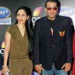 No 'happy' birthday for Manyata Dutt without hubby!