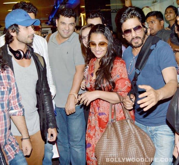 Shahrukh Khan, Vidya Balan, Shahid Kapoor, Anushka Sharma return ...