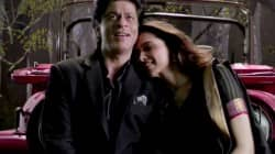 Chennai Express new song Tera rastaa mein chhodoon na: Shahrukh Khan and Deepika Padukone look fabulous together!