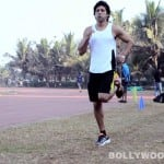 Bhaag Milkha Bhaag making video: Farhan Akhtar trains till he drops!