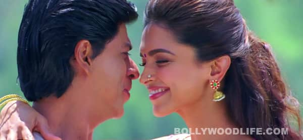 Shahrukh Khan is Kashmir and Deepika Paudukone is Kanyakumari!
