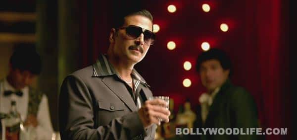 Akshay Kumar says being good doesn't help at all!