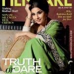 Do you like Vidya Balan's retro style on Filmfare?