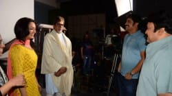Amitabh Bachchan and Manju Warrier in Kalyan Jewellers ad