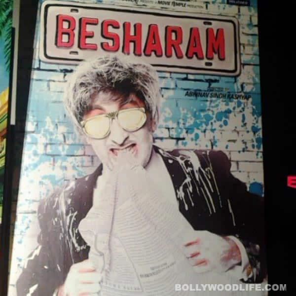 Ranbir Kapoor's Besharam trailer: Same old, same old?