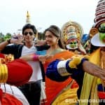 Chennai Express song Kashmir main tu Kanyakumari: Shahrukh Khan and Deepika Padukone dance like no one's watching