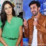 Why are Ranbir Kapoor and Katrina Kaif playing the hide-and-seek game?