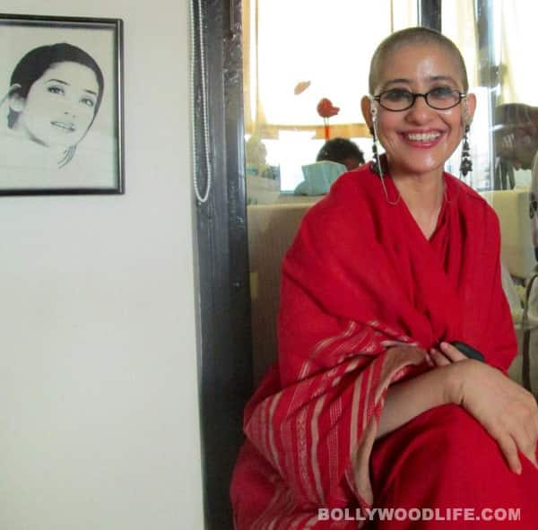 Manisha Koirala: The actor is positivity personified!
