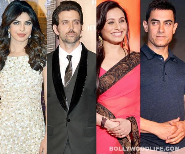 Aamir Khan, Priyanka Chopra, Hrithik Roshan, Rani Mukerji – who is reshaping their hot bod?