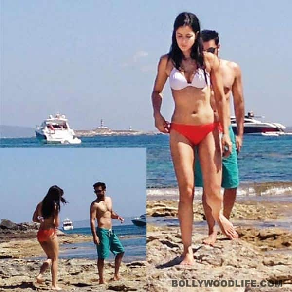 Have Ranbir Kapoor and Katrina Kaif's beach pictures infuriated Rishi Kapoor?