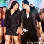 Akshay Kumar and Sonakshi Sinha party like crazy!