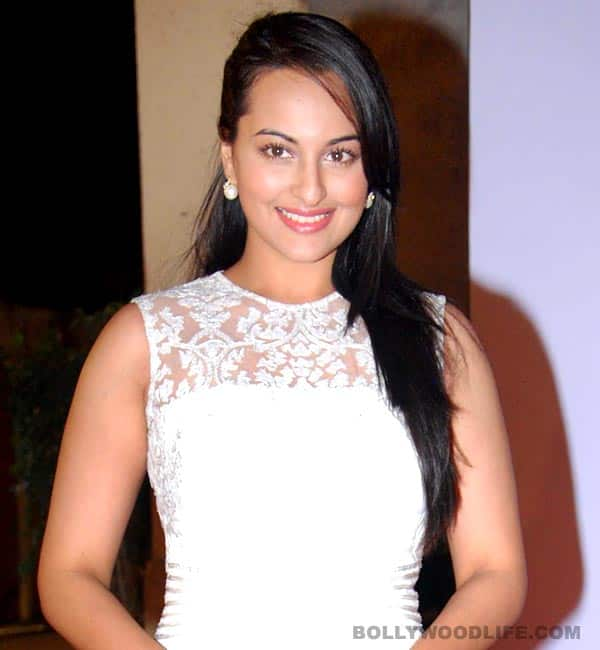 Why is Sonakshi Sinha so angry?