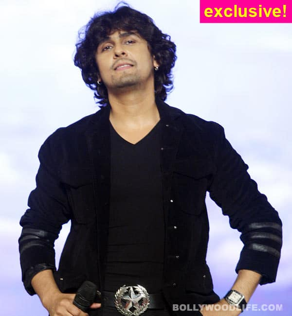 Sonu Nigam: I know what Neha Dhupia is doing, but have no clue about what Sunidhi Chauhan is up to!