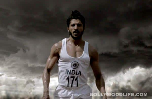 Bhaag Milkha Bhaag stills: Will Farhan Akhtar win gold with the biopic?