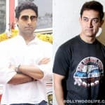 Abhishek Bachchan wants Aamir Khan to play the good guy in Dhoom 4!